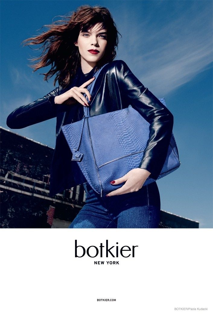 Botkier Handbags 2014 Fall/Winter Ad Campaign