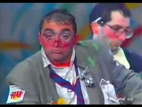 Chirigota 'El que la lleva la entiende', de José Luis García Cossío, 'El Selu'. Primer premio del Carnaval de Cádiz de 1992.