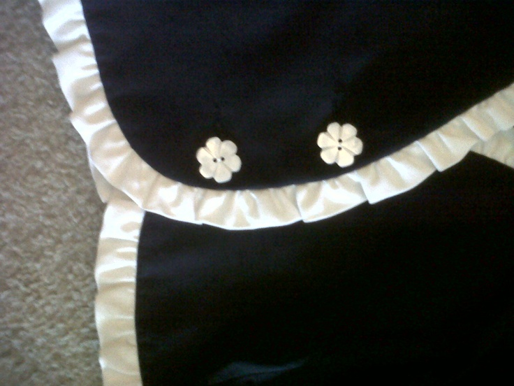 Valentino spring silk jacket with mother pearl daisy buttons