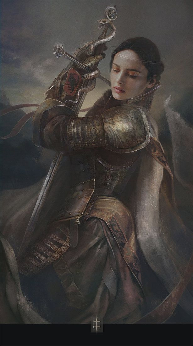 Magdalena., Eve Ventrue on ArtStation at https://www.artstation.com/artwork/magdalena-4326f223-0f69-4a7f-8aa6-6e31139ec879