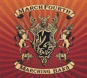 MarchFourth Marching Band [CD], 16424302