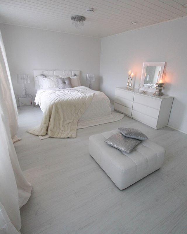 Ikävä vanhaa 24 neliön makkaria. Nyt hurjat 9 neliötä  Missing our old bedroom ❤️ | SnapWidget