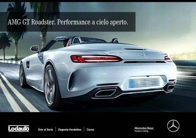 Quanti di voi sognano di scoprire mete inesplorate a bordo di una Stella così sensuale? #MercedesAMGGTRoadster, Il design nella sua forma perfetta che scrive la storia dell'automobilismo sportivo.