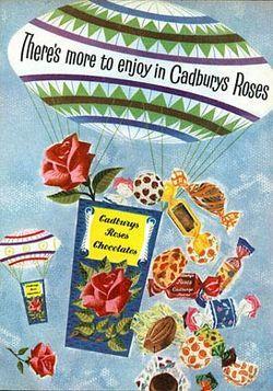 Vintage Cadbury ad