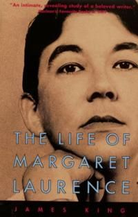 1998 Book Club Book - The Life of Margaret Laurence by James King. To see this book in LCL catalogue click on the book cover.