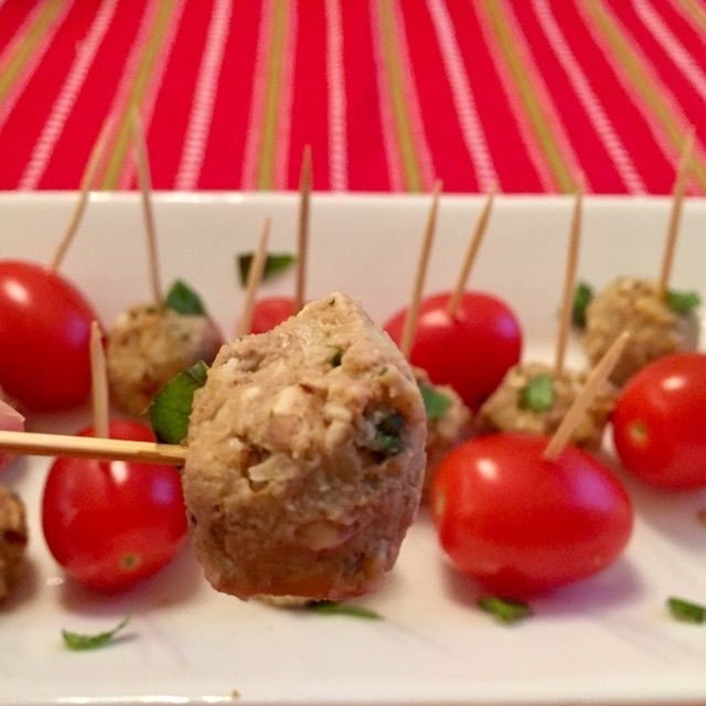 CHICKPEA ARTICHOKE TAPENADE BALLS (GF & V) veganleeks.com
