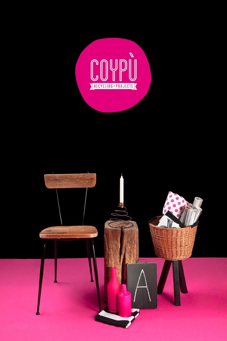 COYPÙ's Fuchsia set >> Styling: Elsa Cresti / Photographer: Camilla Catrambone (http://www.behance.net/lacatra)