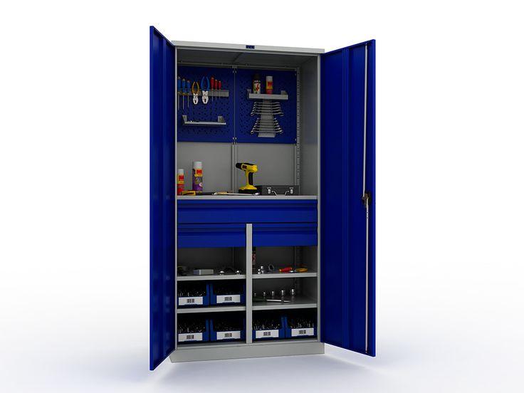 Шкаф инструментальный ПРАКТИК TC-1995-120412