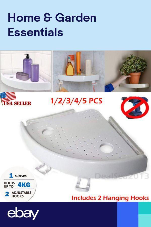 Badezimmer Dreieckige Dusche Regal Ecke Bad Lagerung Inhaber