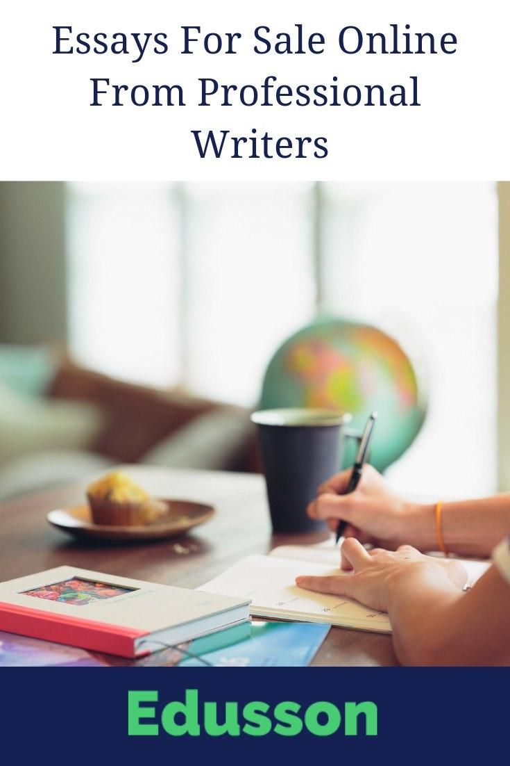 ESSAYS FOR SALE ONLINE FROM PROFESSIONAL WRITERS Edusson