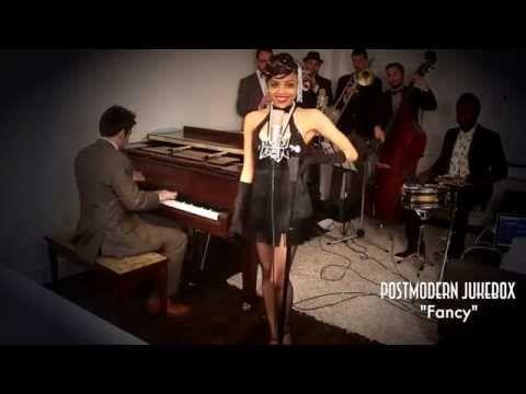 "Love this, creo que mas que la original XD (This '20s Jazz Version Of Iggy Azalea's ""Fancy"" Is Wonderful)"