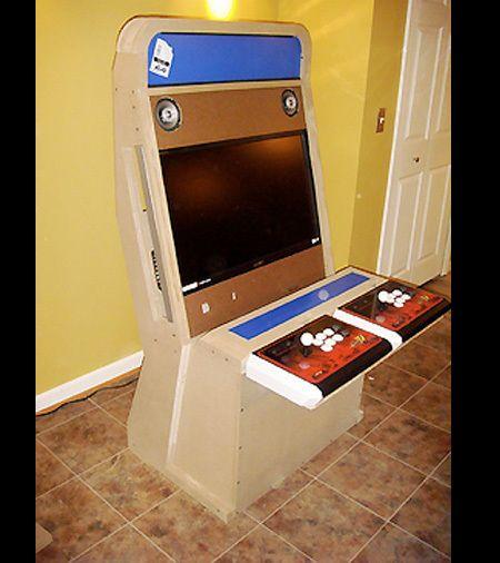 10 Best Arcade Cabinet Images On Pinterest
