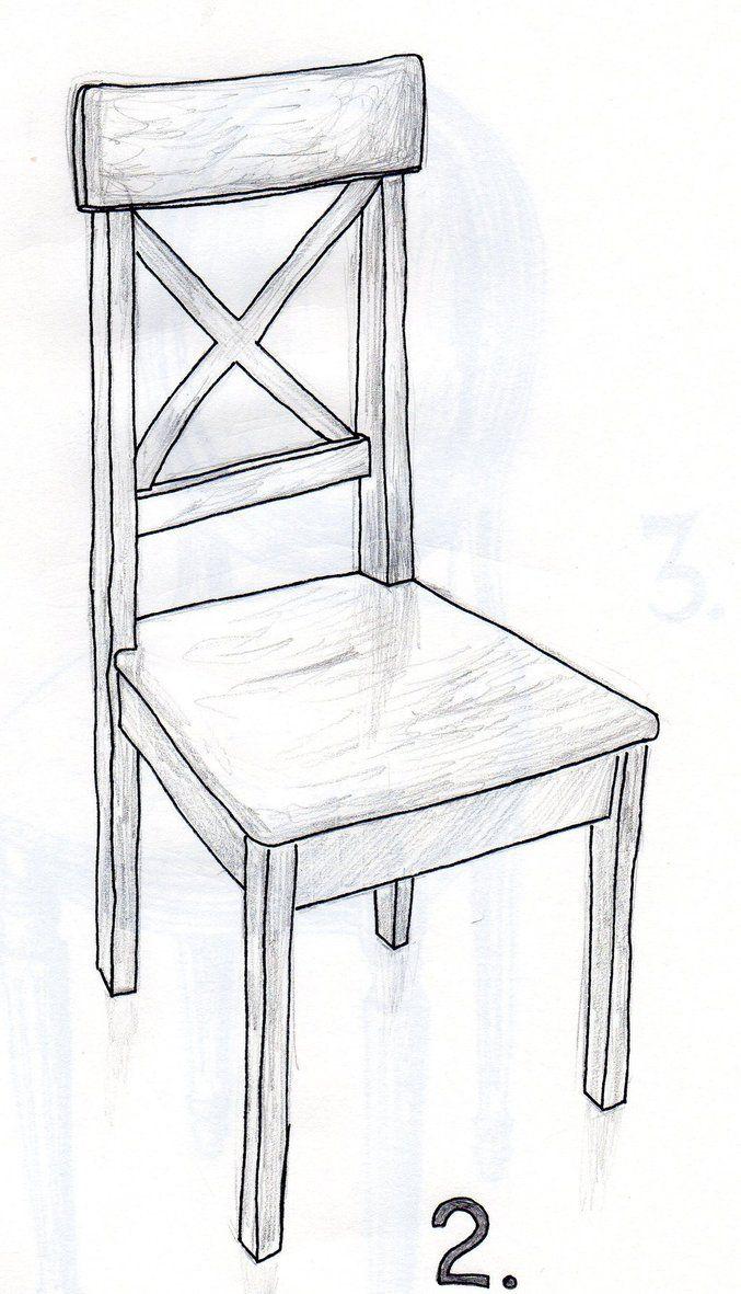 02 - Swedish Chair by Dz-Drawing