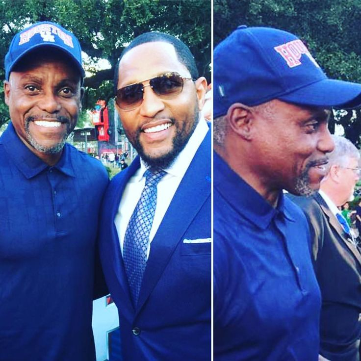 Former Olympian Carl Lewis sporting a Legacy ASX (with that familiar green tab), alongside NFL great Ray Lewis! @carl_lewis_official @raylewis #liveyourlegacy #vintage #inspired #headwear #apparel #homedecor #football #superbowl #nfl #houston #carllewis #raylewis #superbowlsunday #legacy25th #hanover #pennsylvania #eastcoast #usa
