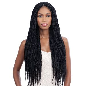 Freetress Synthetic Long Large Box Braid Lovely Hair