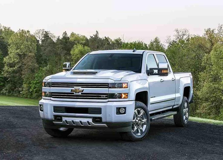 2018 Chevy Silverado Review Whtie