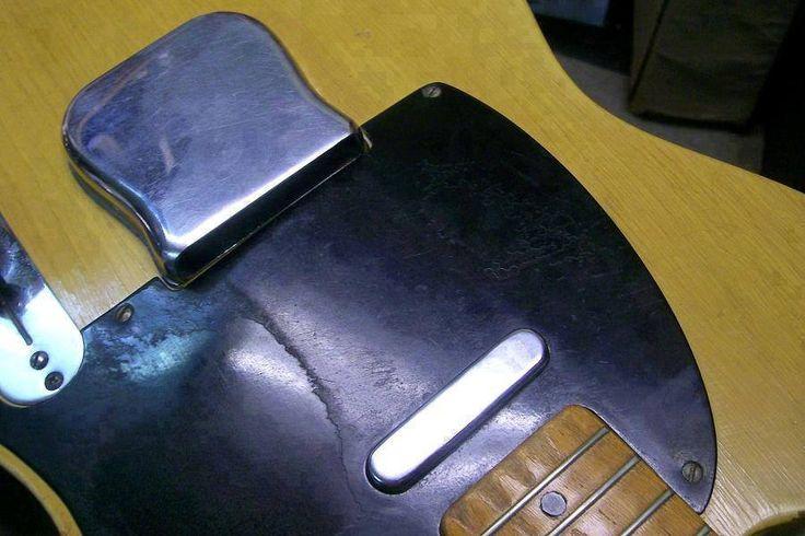 1952 Fender® Telecaster® (serial number 2000)