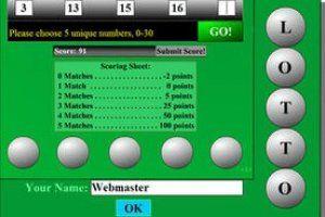 Saturday lotto numbers victoria