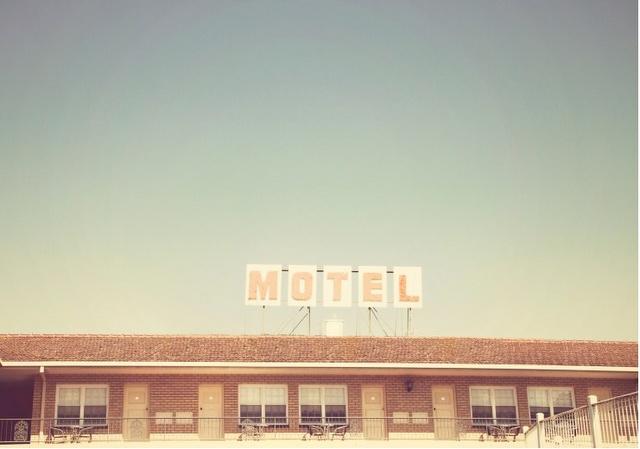 Vintage motels