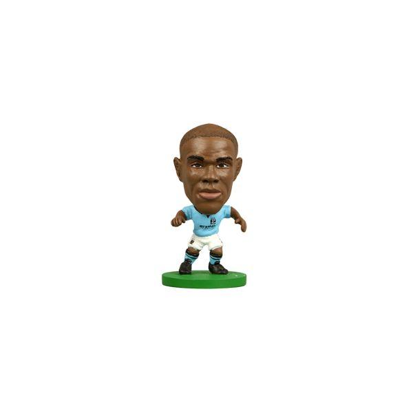 MICAH RICHARDS SOC230 - BUY SOCCERSTARZ™ ONLINE PRESENTS: Manchester City FC Football Figurines & Soccer Miniatures