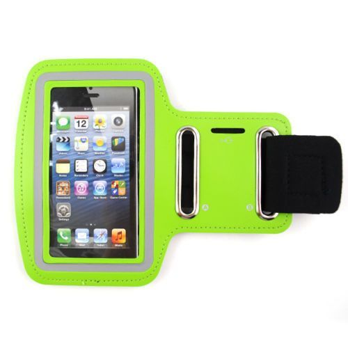 Durable Running Jogging Sports GYM Arm Band Strap Case Cover for iPhone