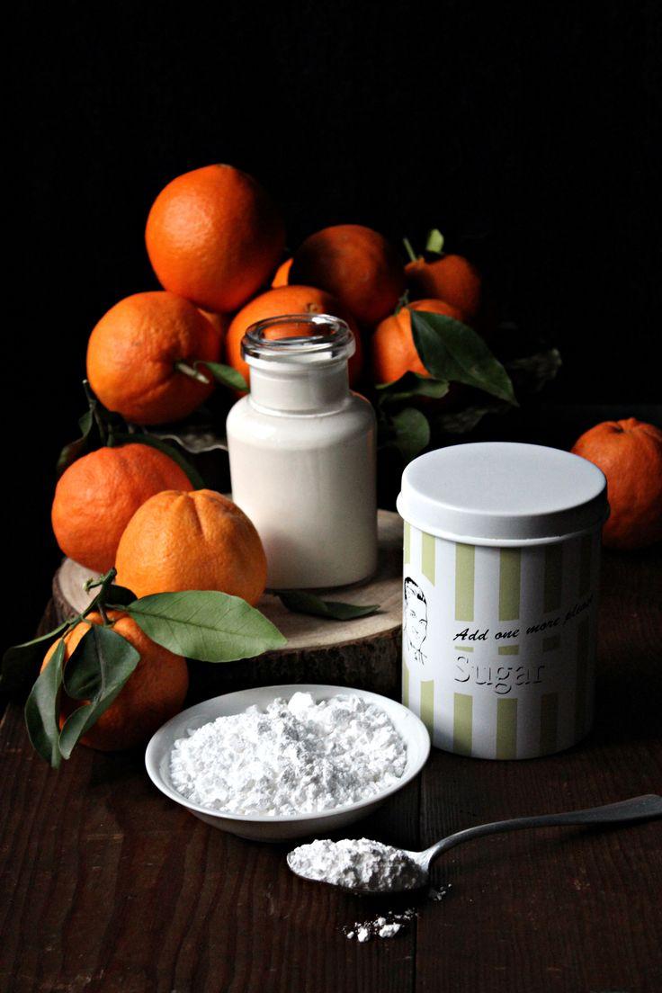 Preparando helado de naranja :: Příprava na pomerančovou zmrzlinu