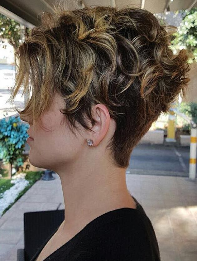 Kısa Saç Ombre - Kısa Saç Modelleri - Kısa Sarı Saç Renkleri - Blonde Hair Color - Graduated - Short Bob Ombre Hairstyles | SadeKadınlar - Güzellik Sırları