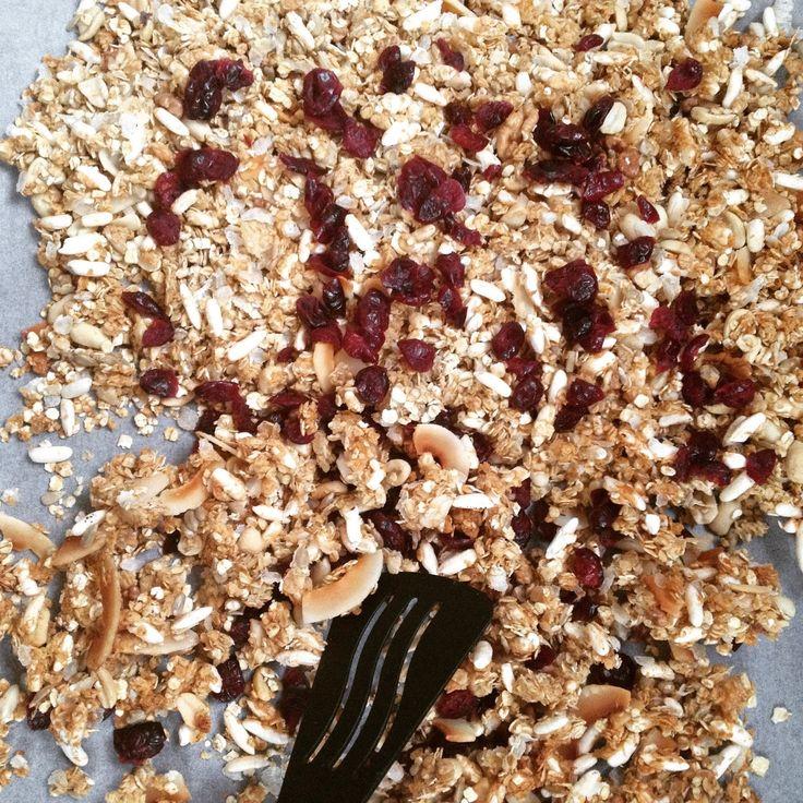 Házi granola - Szotyi művek