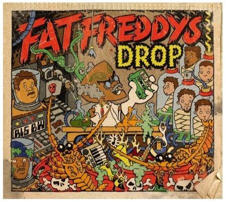 Fat Freddy's Drop @ Coromandel Gold 2012