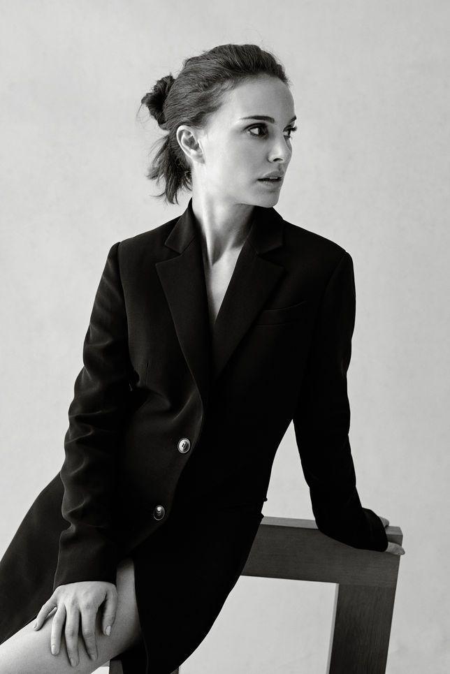 Natalie Portman by Max Farago - Le Monde mai 2015