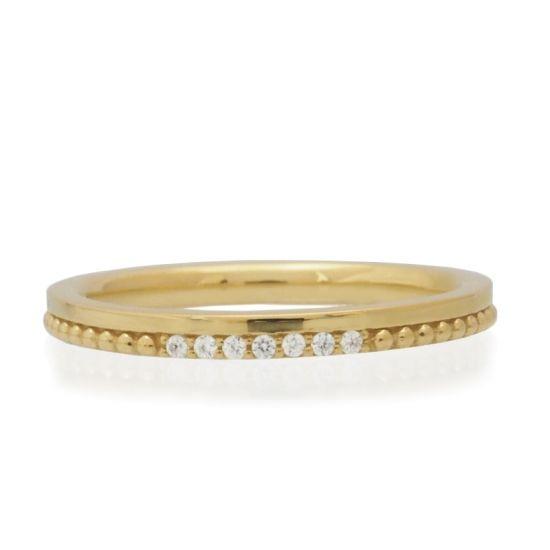 Marriage Ring 結婚指輪 K18YG