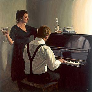 """Serenade"" ~ Iain Faulkner (Scottish, born 1973)"