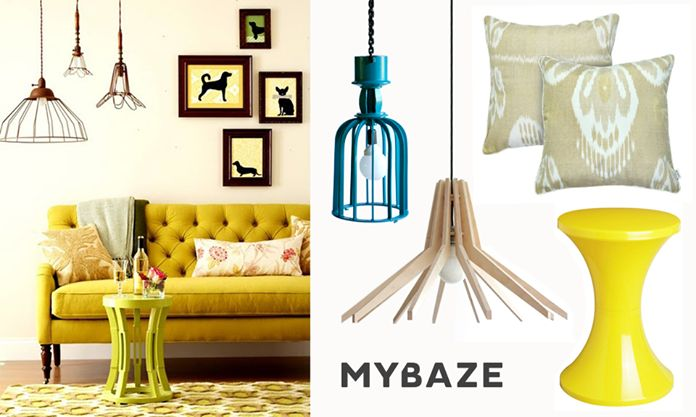 How do You like interior taken directly from the suburbs of Boston? #colorful #interior