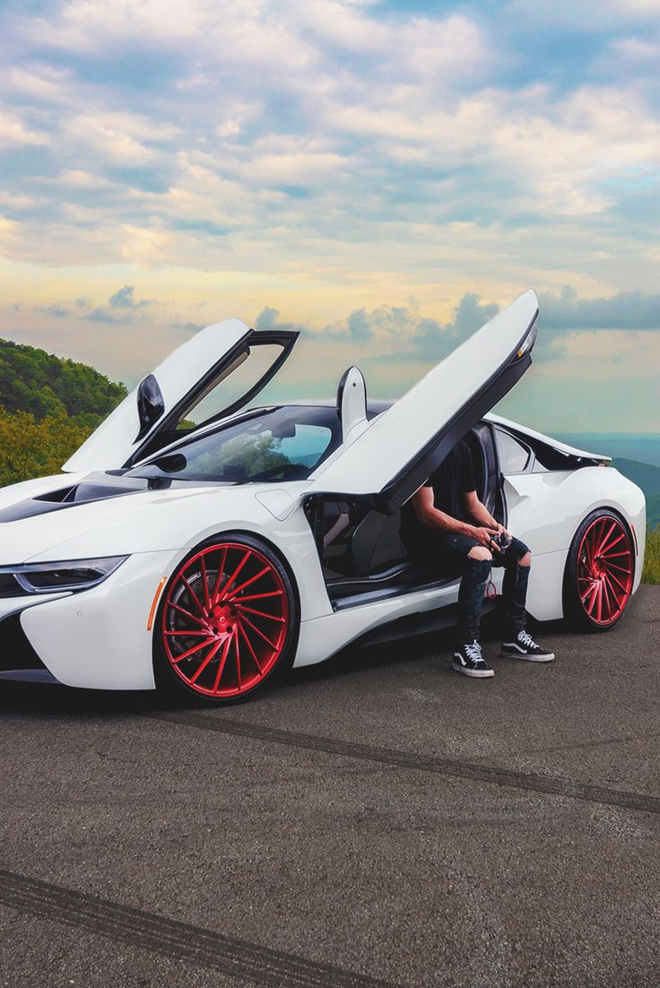 souhailbog: Bmw i8 By Erik Marroquin | More
