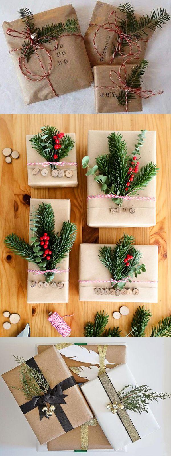 20 best regalos de navidad originales images on pinterest - Como envolver regalos de navidad originales ...