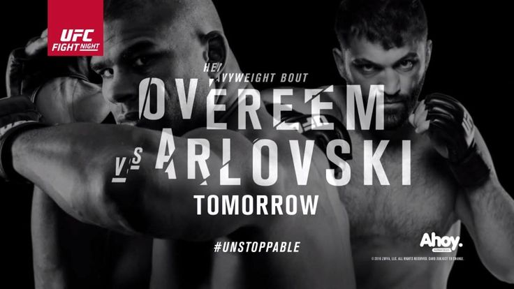 THIS. IS. GOING. TO. BE. FUN. Antonio Silva vs Stefan Struve in the co-main event is official! #UFCRotterdam