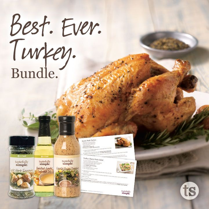 Thanksgiving Is Coming Has Your Turkey Been Missing Something Be Sure To Check Out The Tastefully Simple Recipes Tastefully Simple Thanksgiving Recipes