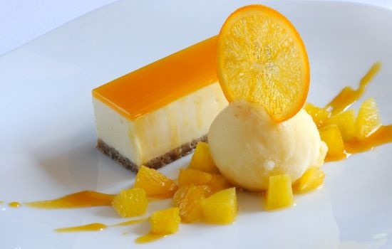 Sorbetto all'arancia - La ricetta di Buonissimo