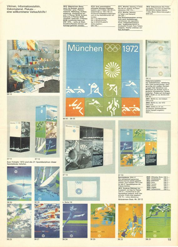 Creative Review - Selling the Munich '72 Olympics