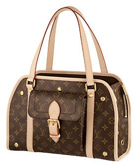 Louis Vuitton Pet Carrier.......WOW!!!!!!