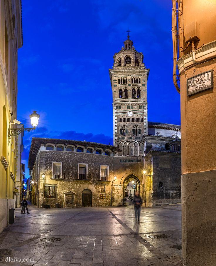 """Teruel Cathedral, Spain - <a href=""""http://dleiva.com/"""">dleiva.com</a>"""