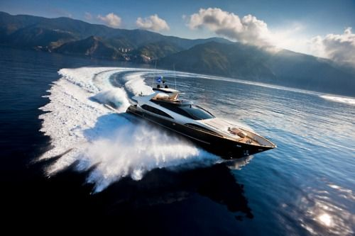 boats and water <3: Luxury Life, Luxury Fashion, Natural Colors, Luxury Yachts, Water Crafts, Boats Yacht, Sea, Carpe Diem, Speed Boats
