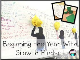 Teaching in Room 6: Beginning with Growth Mindset