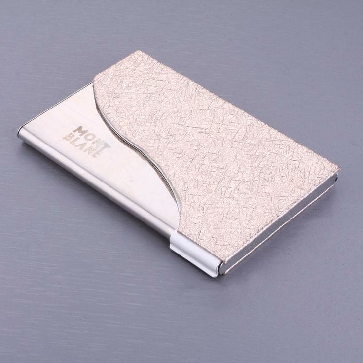 16 best leather images on pinterest business card holders mont blanc business card holder 015 httpmontblancukoutlet reheart Choice Image