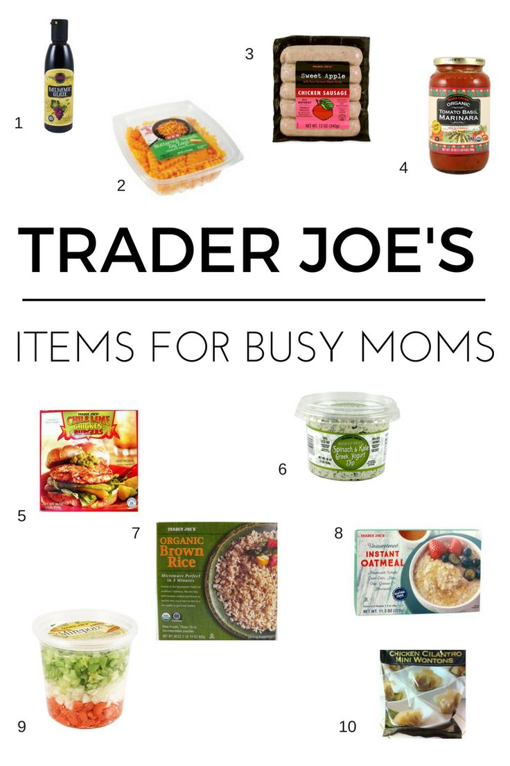 We know we don't have to convince you of the magic of Trader Joe's. The chocolate-covered anything, the gourmet cheese, the irresistible sn...