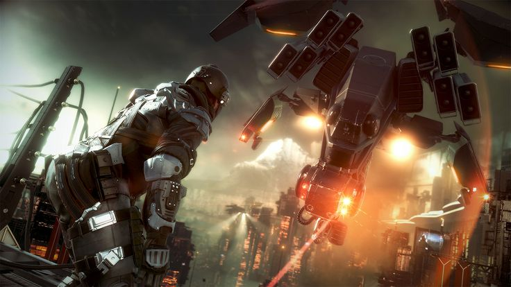 Killzone Shadow Fall: Developer Interview http://gamelynch.com/articles/killzone-developer-interview/  #killzone