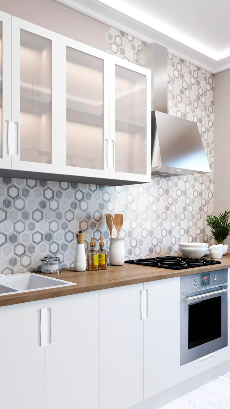 2020 kitchen tile trends for backsplash beyond in 2020 modern kitchen backsplash kitchen on kitchen interior trend 2020 id=77191
