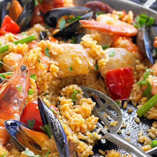 olive's paella