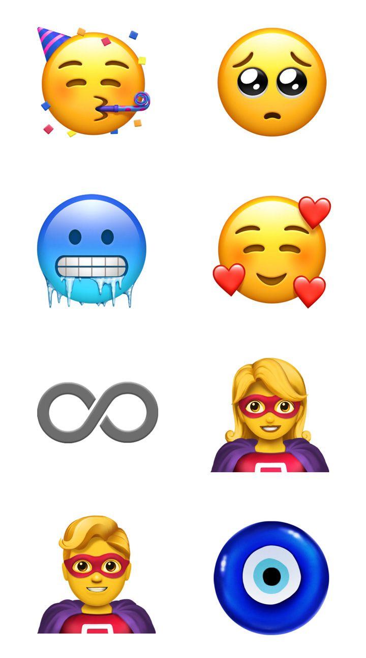Emoji Day 2018 07 17 Apple Overhauls Emojis With 70 New Emoji Characters Even Converts Management Emoji Characters World Emoji Day Cute Emoji Wallpaper