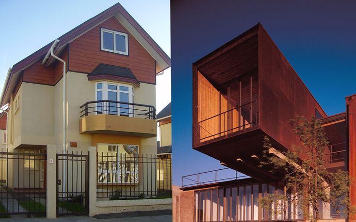 ¿Arquitectura para arquitectos? Disociación estética arquitecto/cliente, el caso de la vivienda